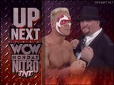 Sting vs Big Bubba Rogers, WCW Monday Nitro 25.12.1995