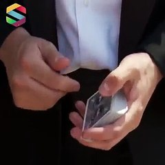 amazing magician and magic ever,he did that with cop