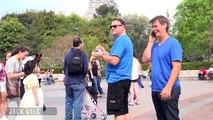 people PARANOID (Disneyland Extras) fun