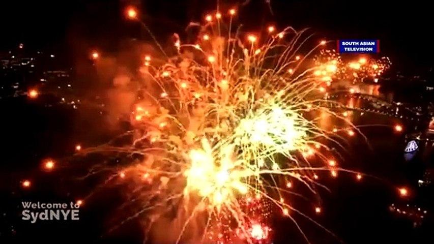 AUSTRALIA - Happy New Year 2016