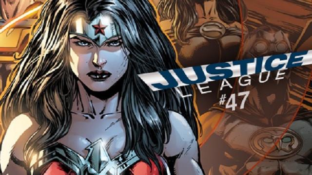 Justice League: Gods of Justice