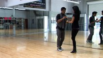 Advanced Salsa Dancing Moves : The Mount for Advanced Salsa Dancing