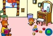 Le bébé ourson dessin ANM interactif et éducatif vidéo