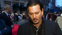 Black Mass London Film Festival Premiere Highlights - Benedict Cumberbatch, Johnny Depp