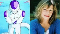 Characters Voice Comparison for English Dub Frieza
