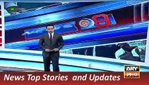 ARY News Headlines , Report on LB Election in Punjab & Sindh 31 December 2015