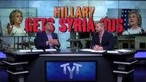 Hillary Clinton Pounding War Drums After Paris Attacks