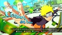 Naruto Shippuden Ultimate Ninja Storm Revolution : MINATO Y KUSHINA VS NARUTO Y HINATA - PAREJAS #3