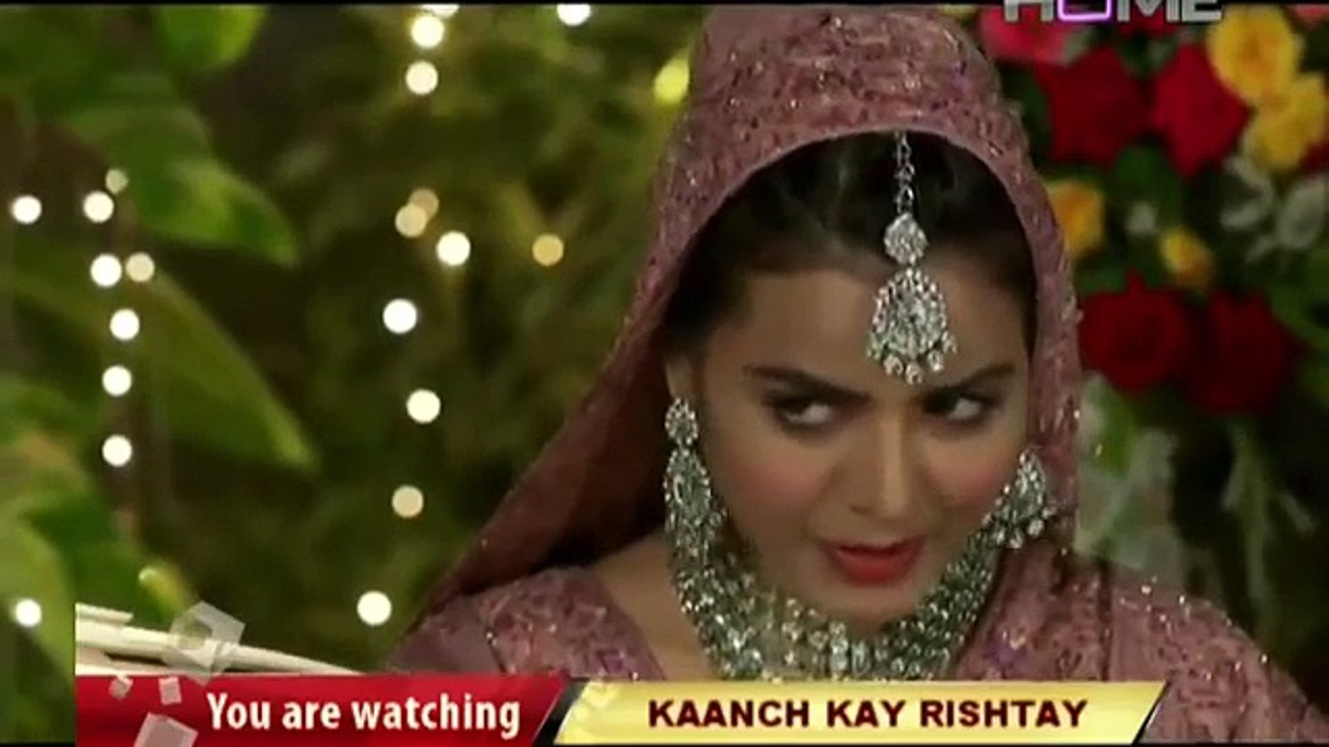 Kaanch Kay Rishtay Episode 13 PTV Home