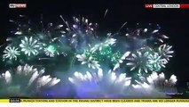 London Fireworks Eve - Happy New Year 2016