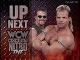 Lex Luger vs Buff Bagwell, WCW Monday Nitro 18.12.1995