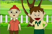 The Bear And The Two Travellers - Panchatantra Tales In Hindi – Animated Moral Stories For Kids , Animated cinema and cartoon movies HD Online free video Subtitles and dubbed Watch 2016
