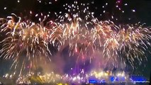 London Fireworks on New Year's Day 2016 - NEW YEARS (2016) EVE FIREWORKS [LONDON]
