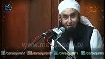 Dushmano Ki Ankhon Main Aansoo    Very Emotional Bayan of Maulana Tariq Jameel