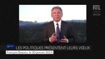 VIDÉO - Les vœux de François Bayrou pour 2016