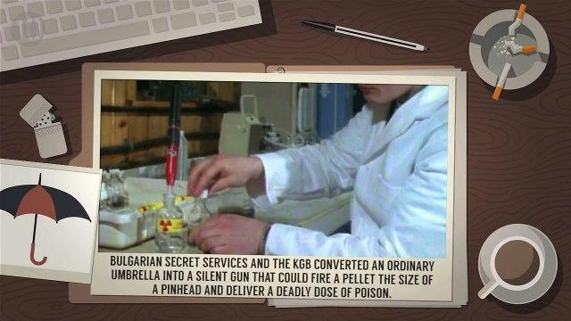 10 Weirdest Spy Gadgets In The World