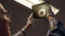 Scientist Finds Historically Valuable Slide Of A 1919 Solar Eclipse