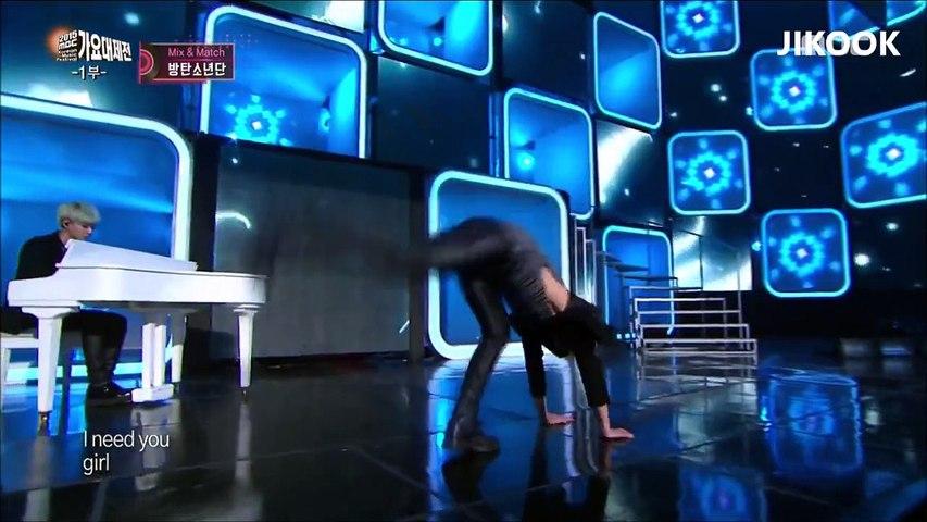 jikook contemporary dance