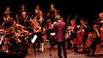 D!CI TV - Le premier concert de l'année à Gap. Présentation du Nouvel Orchestre Symphonique de Gap