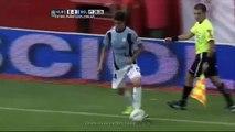 Gol de Zelarayán. Huracán 0 - Belgrano 1. Fecha 30. Primera División 2015. FPT.