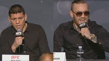 Nick Diaz Share's His Thoughts On Conor McGregor's Style and Conor Responds