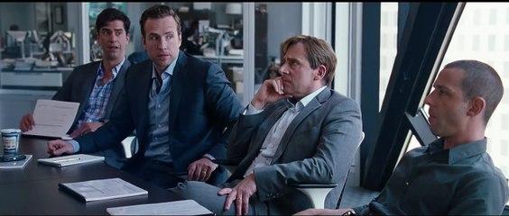 The Big Short Movie CLIP - Jenga (2015) - Ryan Gosling, Steve Carell Drama HD