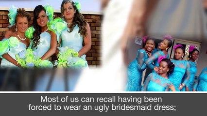 The Ugliest Wedding Dresses Ever