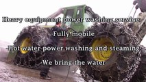 Brookswood Powerwashing in Langley,BC - Heavy Machinery cleaning in Mission,BC / Chilliwack,BC