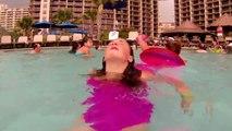 Girls Funny Pranks Kids Swimming Underwater Toddler Pool Swim Fun