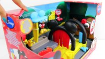 Disney Mickey Mouse Clubhouse Cars Thomas The train Toy Soap 'n Suds Car Wash