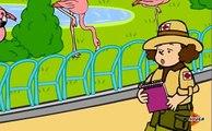 Les bébés animaux du zoo dessin animé interactif et éducatif 10 رسوم متحركة للاطفال الصغار