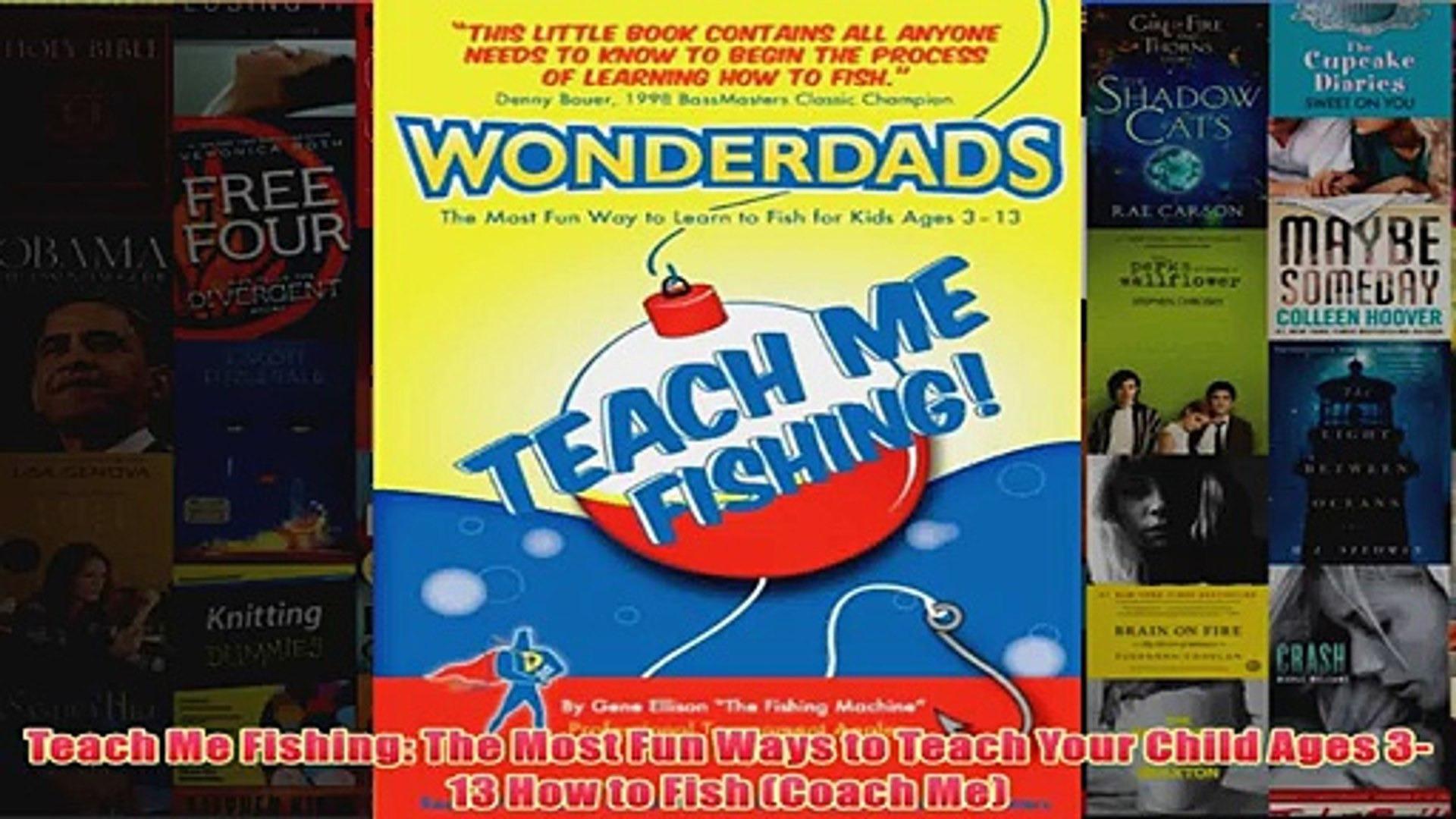 Teach Me Fishing The Most Fun Ways to Teach Your Child Ages 313 How to Fish Coach Me