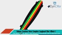 Kahuna Creations Retro Complete Longboard Kiwi 48Inch Longboard Skateboards Sports and Outdoors