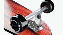 Surf One OG Duke Complete Skateboard Natural 90Inch Longboard Skateboards Sports and Outdoors