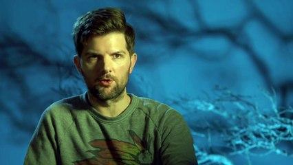 Krampus Interview - Adam Scott (2015) - Horror Movie HD