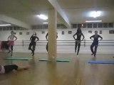 Répèt Noel Celtica Ballet Mufraggi 2006