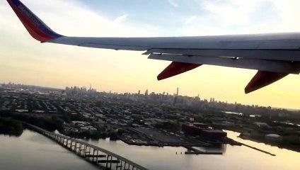 Un avion se fait percuter par un objet non identifié en plein vol ! Regardez la vidéo amateur !