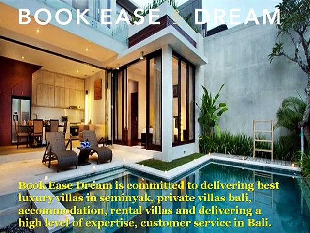 Best Accommodation Villas Bali Video Dailymotion