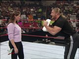 Triple H, Stephanie McMahon and Vince McMahon Segment