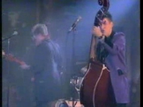 Stray Cats - Rockabilly - Video - Blue Suede Shoes