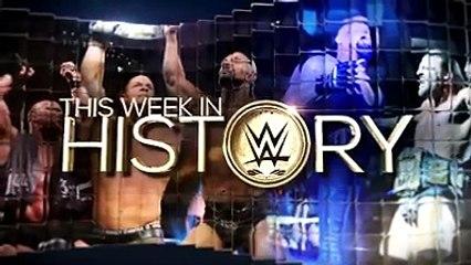 This Week in WWE History - sportslites