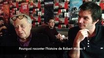 Pierre Christin et Olivier Balez en interview pour planetebd.com