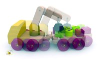 Shapes for babies toddlers kids children kindergarten. Learn shapes with a shape sorter tr