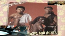 Music And Lights/Music And Lights (Instrumental) - Imagination 1982