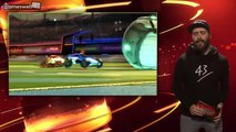 Marty McFly besucht Rocket League | GWTV News