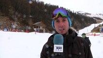 D!CI TV : Vars : Le bonheur des skieurs après les chutes de neige