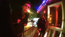 Videur de boîte la nuit du 31 décembre... Que de gens bourrés!