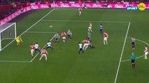 Laurent Koscielny Goal  Arsenal 1-0 Newcastel United 02.01.2016 HD