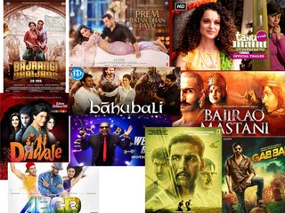 The 10 best films of Bollywood, which is the best business in 2015, and continue to be successful at the box office.