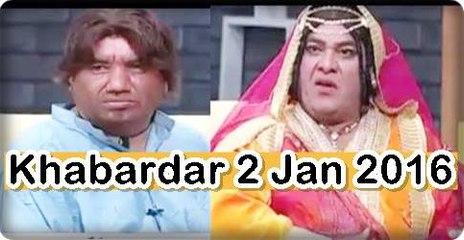 Khabardar 2 January 2015- Khabar Dar Latest - Khabardar Aftab Iqbal